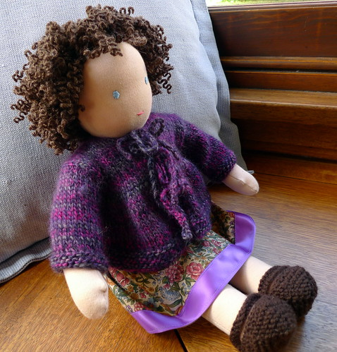Liliana's doll