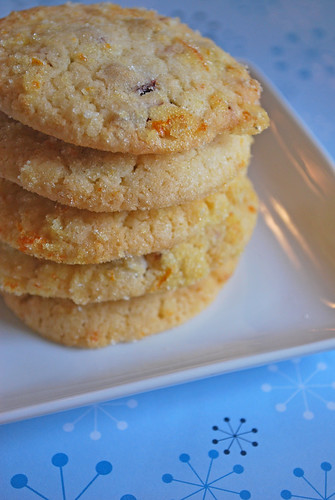 Cranberry Orange Cookies - Fake Ginger