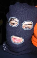 Ski Mask (Secret Life of Tyler) Tags: ski girl mask