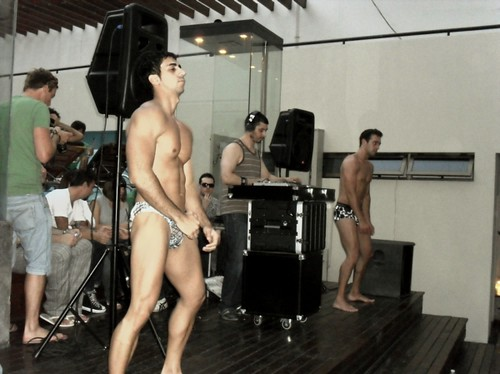 Man Hunt Pool Party - Buenos Aires (Axel Hotels) Tags: gay hotel buenosaires
