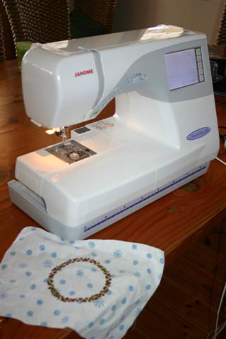 Sewing 2009