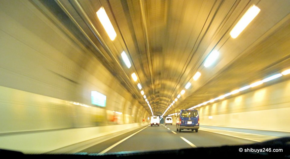 Yamate Tunnel