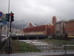The Marassi, Genoa