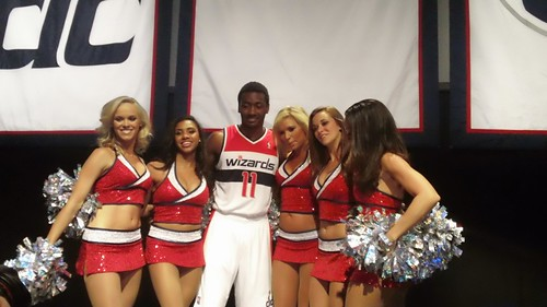 john wall, washington wizards, cheerleaders, new uniforms, truth about it, adam mcginnis