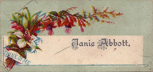 Janie Abbott