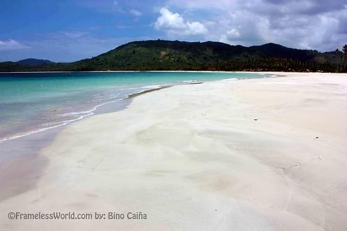 El Nido - Nacpan/Calitang Beach