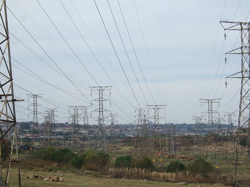 View From Soweto