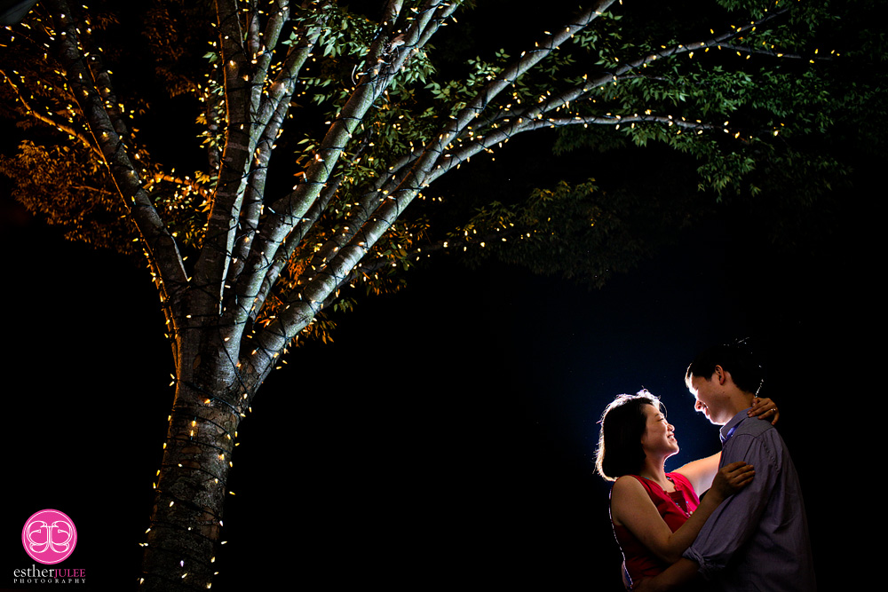 sarah and mark | norcross engagement photographer