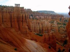 Shades of Bryce (Kuheli Chakraborty) Tags: trees sky mountain canon utah rocks canyon bryce brycecanyon