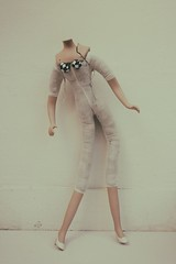 Abnormal Doll (marcus.greco) Tags: doll abnormal conceptual vintage broken surreal