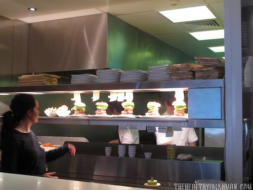 Real Gourmet Burger, Dublin