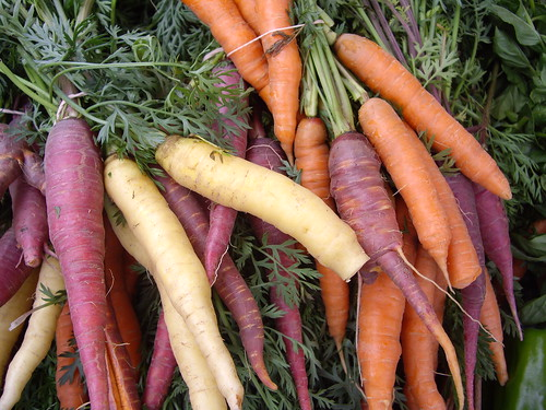 Carrots from Honeyrun Farms