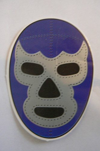 Sticker de Blue Demon