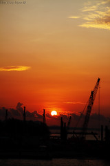 Sunrise at Marina Barrage (L.GuoHao) Tags: morning marina sunrise canon eos singapore barrage 50d canonefs1785mmf456isusm marinabarrage canoneos50d lguohao