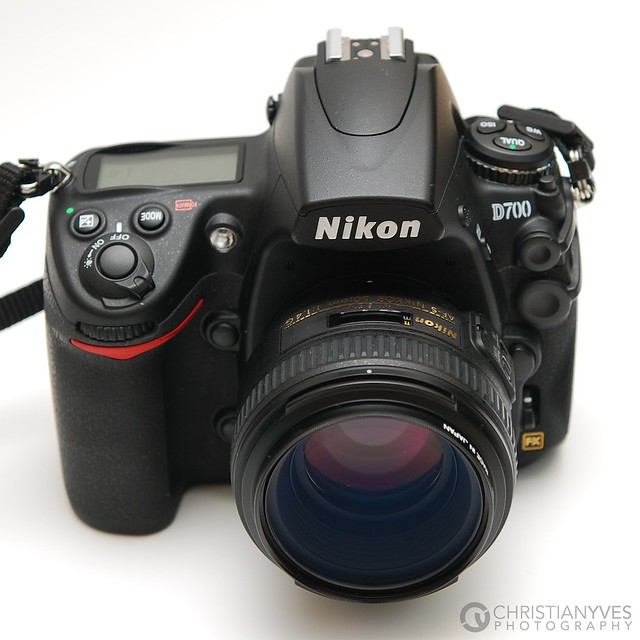 Nikon D700 with 50mm f/1.4G AF-S