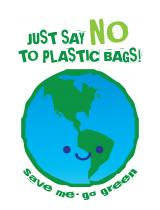 No-Plastic-Bags!