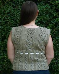 Ophelia Sweater (Corgi_T) Tags: me ophelia ravelry