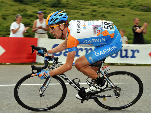 Bradley Wiggins - Tour de France 2009, stage 17