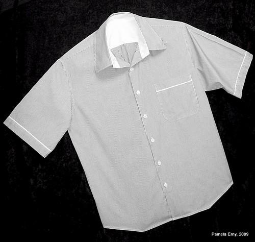 A Classic Summer Sport Shirt