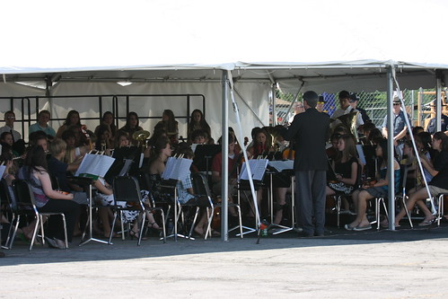 High School Band, Chorus, and Orchestra