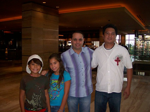 Mike Filsaime, Me and my kids