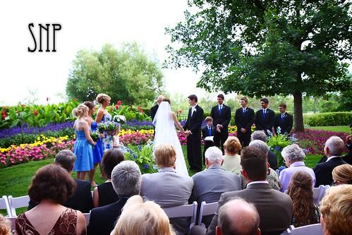 . the ceremony .