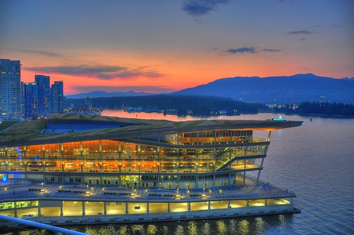 Vancouver Convention Centre HDR