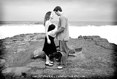 Susan Maternity Photo Session (christopherallisonphotography) Tags: ocean california family blue portrait sky baby love beach water mom happy sand couple rocks pretty dad waves sandiego sony mother lajolla belly maternity newborn alpha a300 pregnacy rockabillyboy72 christopherallisonphotography