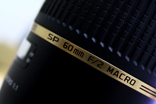 TAMRON SP AF60mm F/2 DiII LD [IF] MACRO 1:1(Model G005)