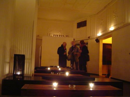 Einer der letzten Abende im GOTO. November 2004 --- goto04565