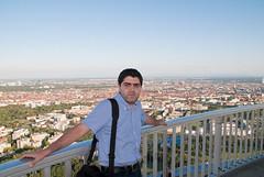 Munich(Olympia Park) (Amir Maljai( )) Tags: germany munich nikon europe munchen d200 spitzingsee amirmaljai europe2009 arabellasheratonalphenhotel