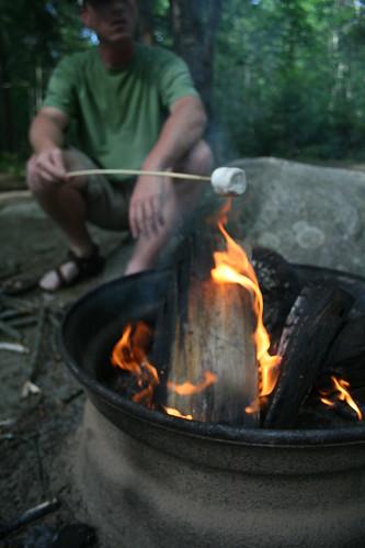 Marshmellow Toasting