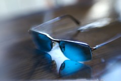 blue reflection sunglasses lensbaby ccc flickrestrellas