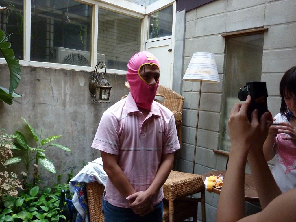 31 靦腆的粉紅愛心戰士?