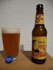Flying Dog In-Heat Wheat Hefe Weizen (zedgekk0) Tags: light dog beer glass sunshine flying wheat cerveza ale heat satan bier cerveja brew birra glas dab pivo öl brauen brauerei brewdog starköl bierbirra zedgekko projekt2009 zedgekk0 bredog