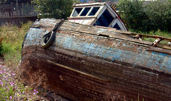 Shipwrecks No More: Recycling Old Boats