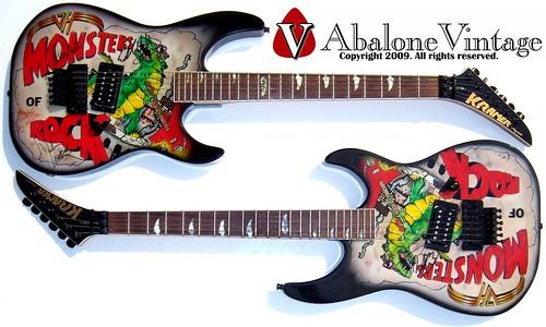 5150 van halen. guitar Van Halen giveaway