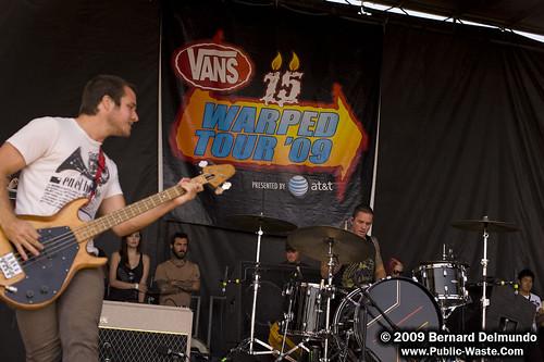 Warped Tour 065 Thrice