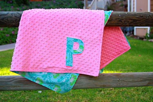 P blanket