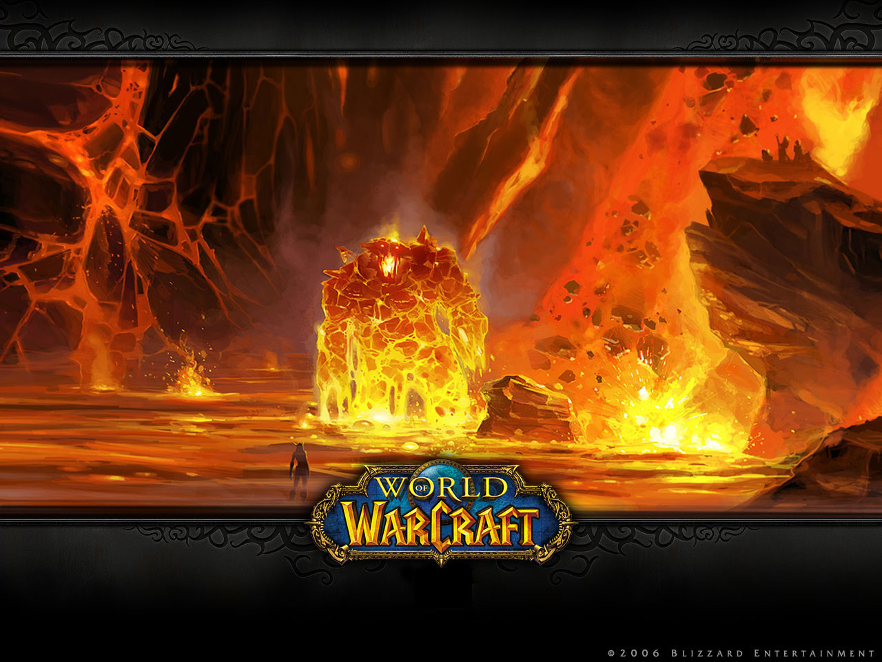 Hey guys just got this World of Warcraft and Dota Allstars Wallpapers and