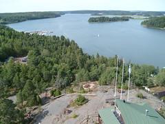 Uffe på berget (pbla_) Tags: lake finland aland