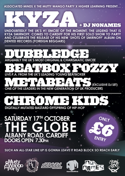 KYZA & DUBBLEDGE FLYER 2