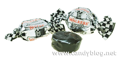 Walkers' Nonsuch Liquorice Toffee
