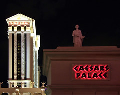 Ceasar's Palace (Collin Orthner) Tags: architecture lasvegas orthner fujif40 collinorthner