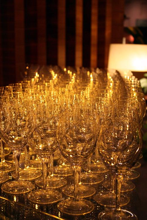 La Dolce VIta with Castello Banfi Wine Glasses