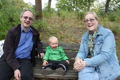 Myser med mormor och morfar