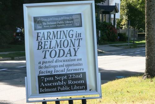 farming in belmont