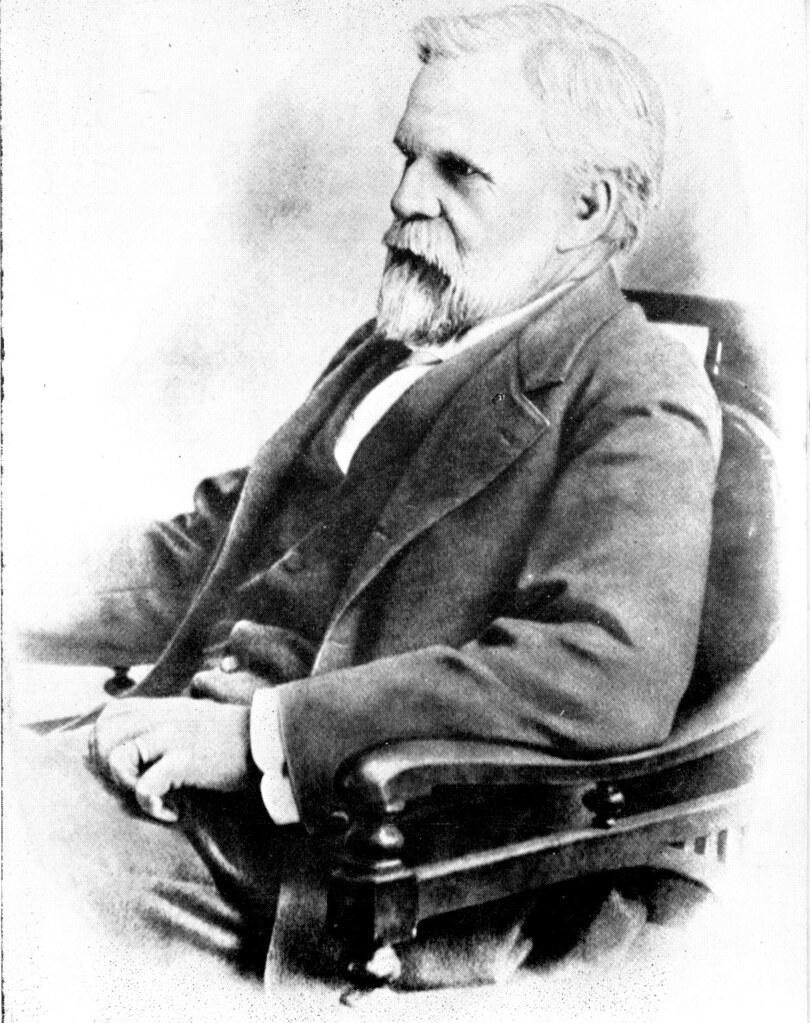 Hiram Francis Mills, 1836 - 1921