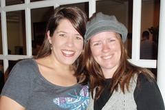 me & Heather