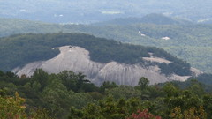Stone Mountain from up high